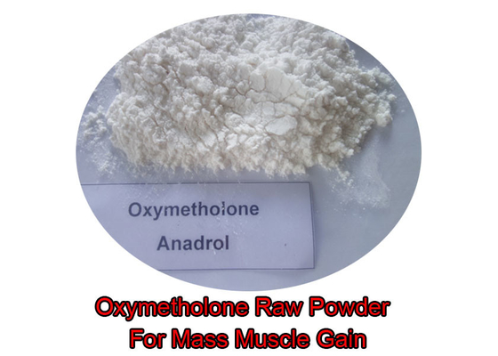 China Bodybuilding Hormone Supplements Powder , Oxymetholone Anadrol For Muscle Building supplier