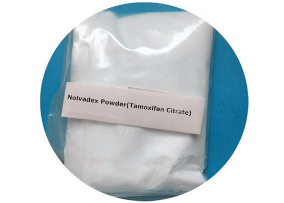 China Post Cycle Therapy Powder Tamoxifen Citrate Nolvadex CAS 54965-24-1 For Muscle Gaining supplier