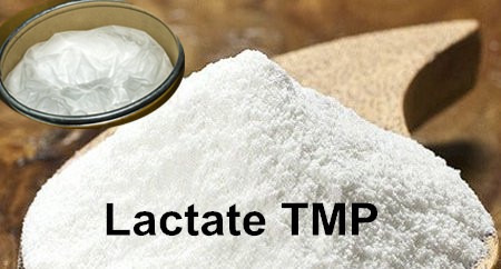 China GMP 99% Trimethoprim lactate salt /Lactate TMP CAS:23256-42-0 Make Bacterial Folic Acid Metabolism Double Block supplier