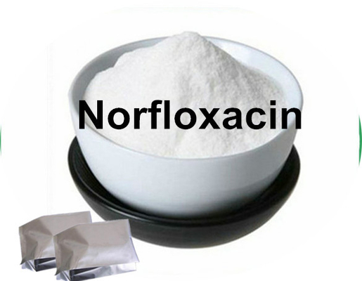 China Broad Spectrum Antimicrobial Norfloxacin CAS:70458-96-7 For Gastrointestinal Tract Bacterial Infection supplier