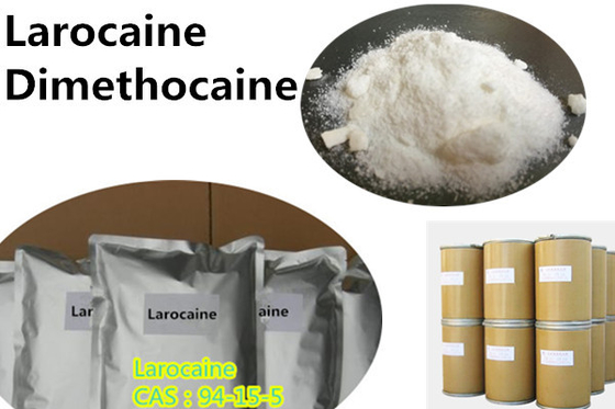 China Local AnestheticLarocaine Dimethocaine Powder For Heart Rhythm Problems Treatment supplier