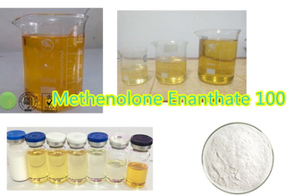 China Safest Injectable Anabolic Steroids Oil Methenolone Enanthate 100mg Primobolan Depot 100mg/ml supplier