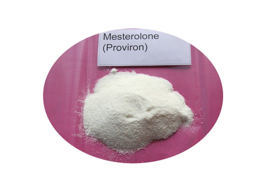 Cutting Cycles Mesterolone Strongest Testosterone Proviron Steroid Powder CAS 1424-00-6