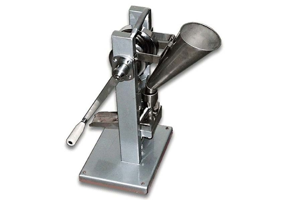 TDP-0 Single Punch Tablet Press With Dies for Making Tablets and Pills